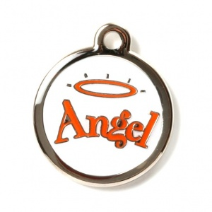 Angel Cat Tag